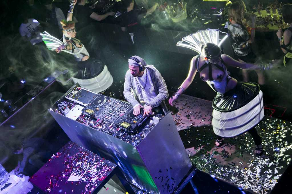 The Fifth Element Party 2014-12-18 Dlux